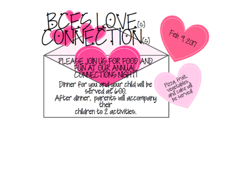 BCES LOVE Connection- Annual Connections Night