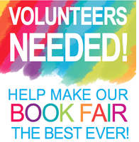 Book Fair Volunteer Sign-up