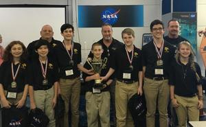 RHMS STEM wins National Student Astronaut Challenge