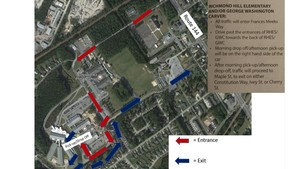 Traffic Patterns for Drop-Off and Pick-Up