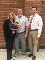 Mr. John Melcher, Teacher of the Year