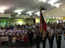 Richmond Hill Primary School Honors Veterans