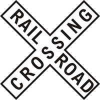 Weekend Railroad Crossing Closure